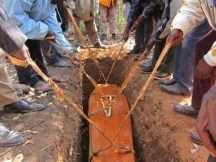 zambia funeral